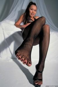 Sabrine Maui Foot Fetish Beauty