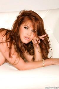 Andi Sue Irwin Busty Redhead Undressed