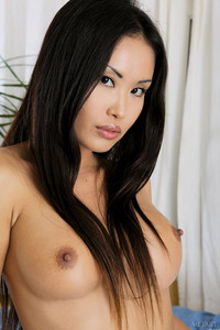 Davon Kim Lingerie and Stockings Striptease