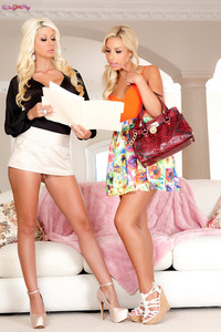 Jazy Berlin and Carmen Caliente