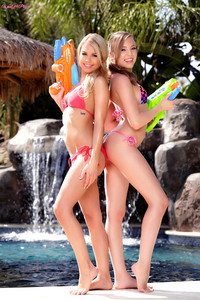 Aubrey Star and Kendall Kayden