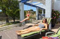 Mindi Mink and Riley Reid