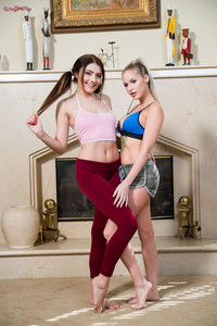 Adria Rae and Jenna Jones